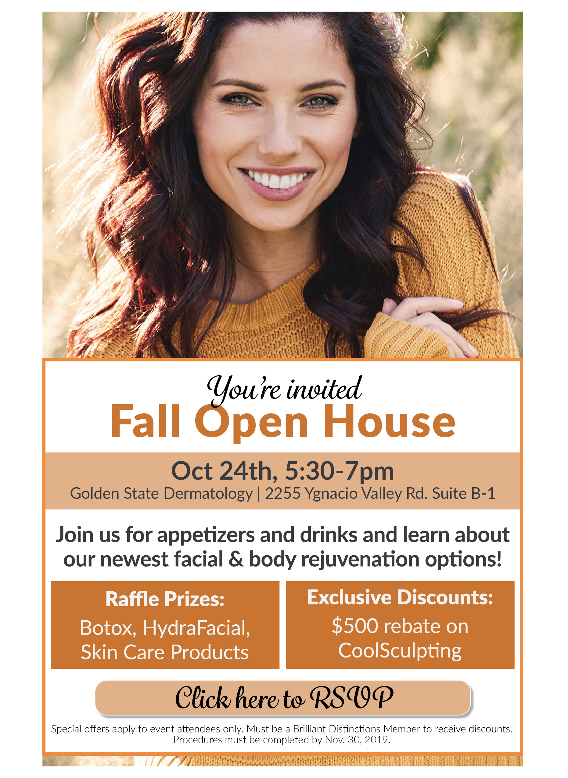 Fall Open House 11×17 2019